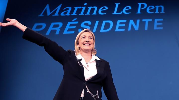 Le Pen и Le President хорошо рифмуются