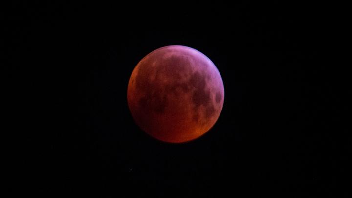 В России впервые создадут трехмерную карту Луны в высоком разрешении