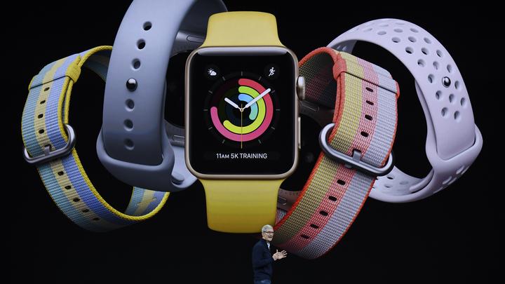В новых Apple Watch нашли неприятную для интернет-серферов уязвимость