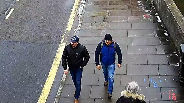 «Расслабленные и равнодушные»: Daily Mail показала видео «ГРУшников» после отравления в Солсбери