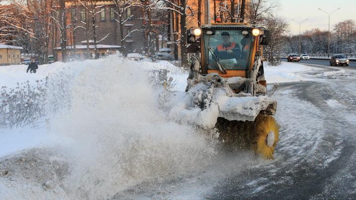Миллиард рублей планирует потратить мэрия Нижнего Новгорода на закупку снегоуборочной техники