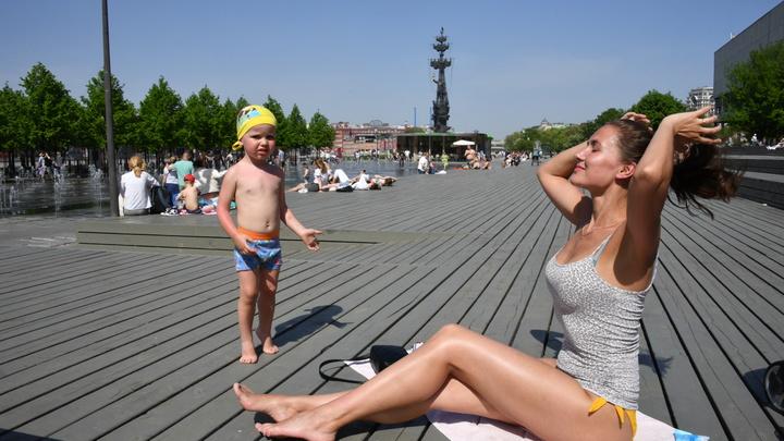 Метеоролог дал неутешительный прогноз по жаре: Помните лето 2010-го?