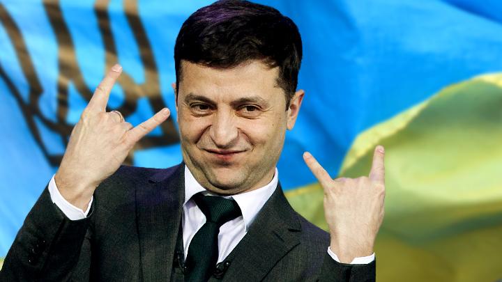 Сто дней у власти: Удастся ли Зеленскому сдать Западу Украину?