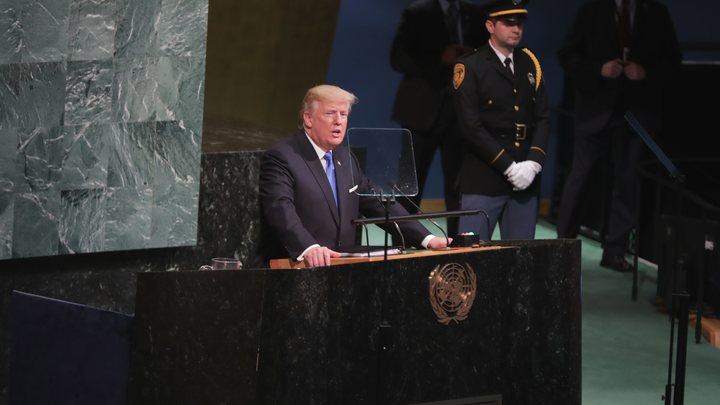 Трамп пригрозил расправой главе МИД КНДР после его выступления в ООН
