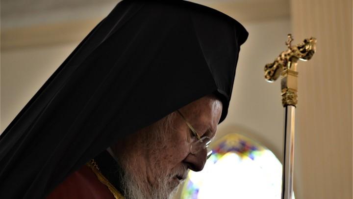 Детский сад, да и только: Готовит ли патриарх Варфоломей собственный Амман?