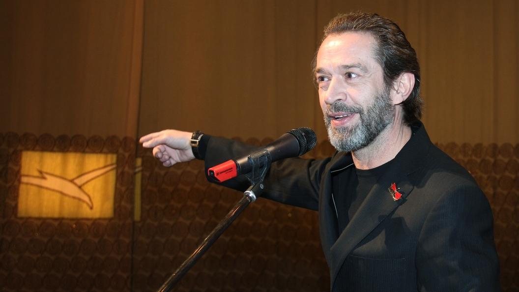 В.Машков стал художественным управляющим театрального колледжа О.Табакова