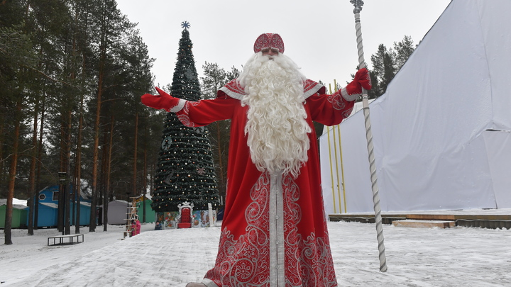 Украинская чиновница с пониженной соцответственностью устроила травлю русского Деда Мороза