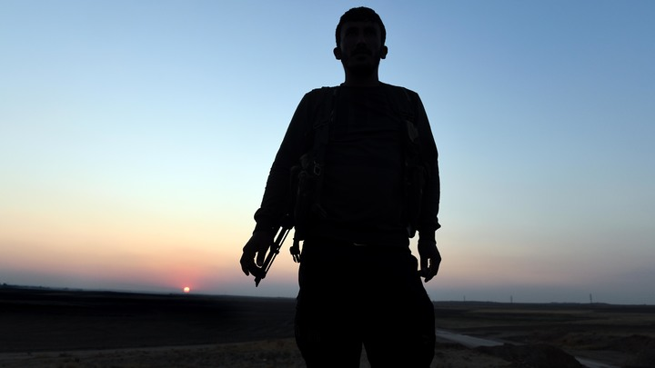 Русский патруль ВКС взял на себя безопасность военной полиции в Сирии