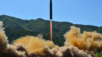 Государственный канал NHK перепугал японцев, сообщив о приближении ракеты КНДР