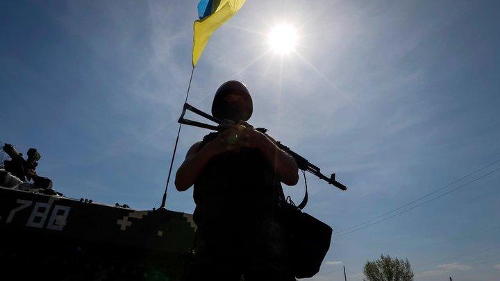 Киев готовится к наступлению? Украина стягивает военную технику в Донбасс