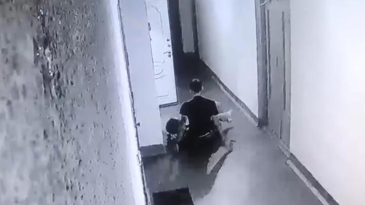 В Петербурге соседи трижды звонили полицию, пока неадекват издевался над женщиной и детьми