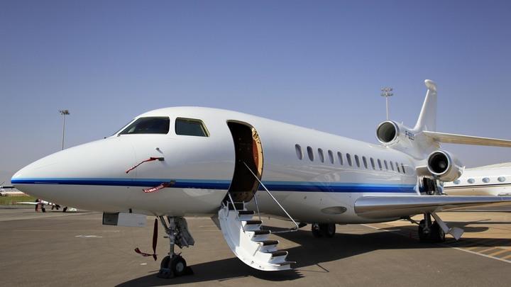 Цена - по запросу: Тиньков решил расстаться с личным джетом Dassault Falcon 7X