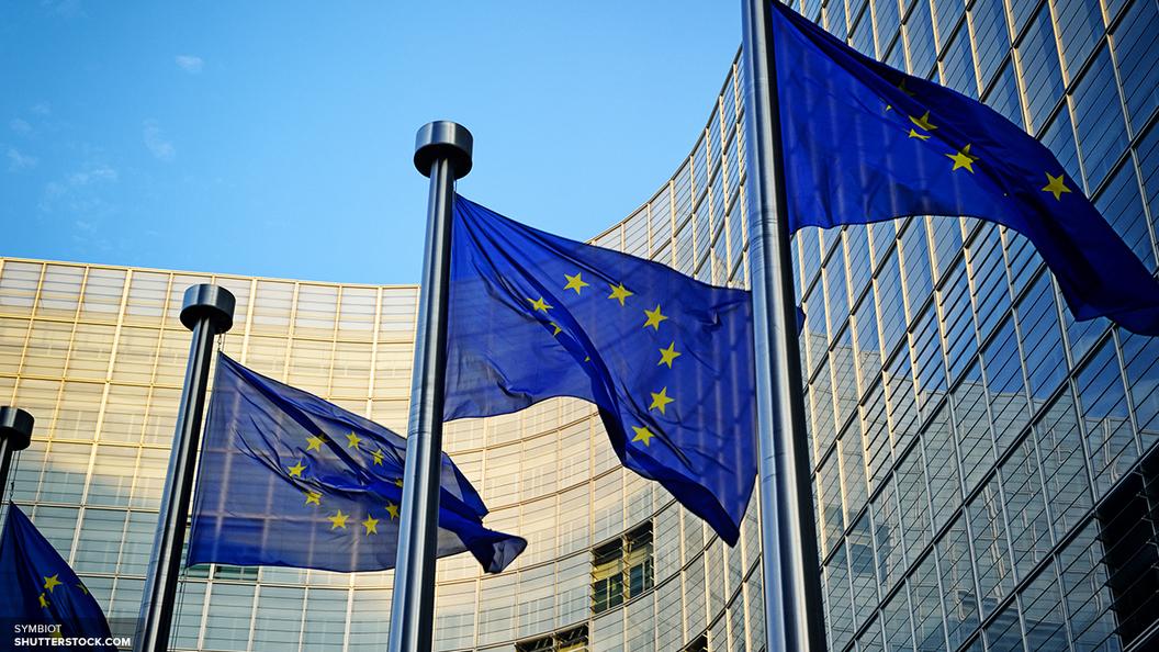 Заместитель Ле Пен пообещал скоро засунуть олигархическую тряпку флага ЕС в шкаф