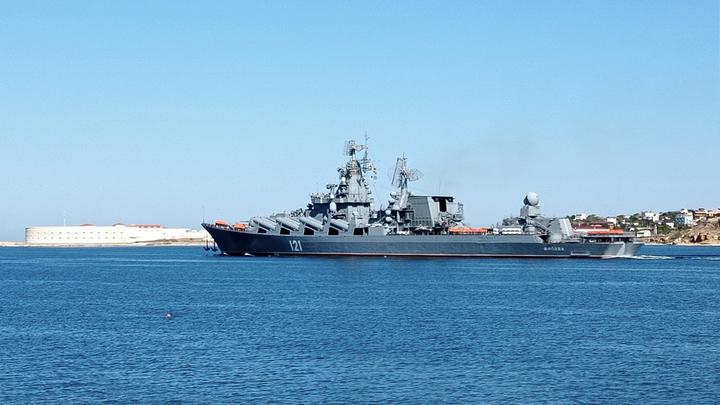 Москва встретит корабль США в Чёрном море боевой стрельбой