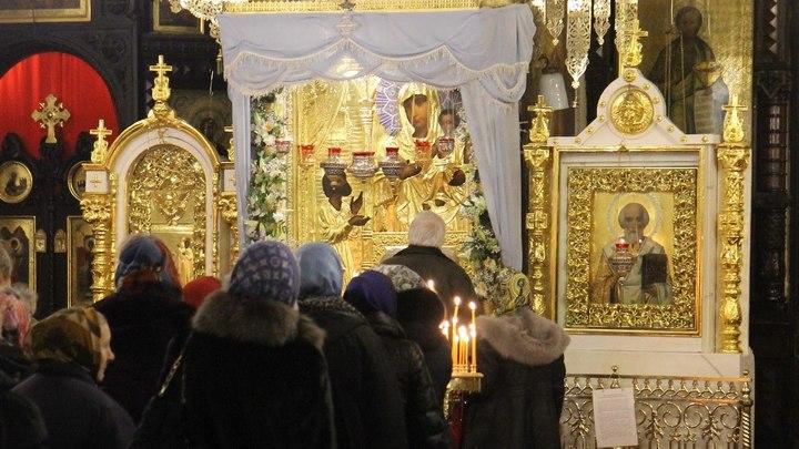 Православный календарь на 22 декабря