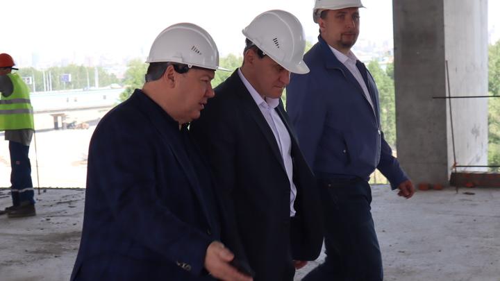 В Новосибирской области назначили ответственного за строительство ЛДС и других крупных объектов