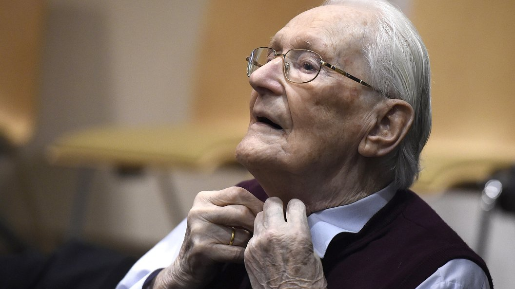 «Бухгалтер Аушвица» Гренинг получил отказ напросьбу опомиловании