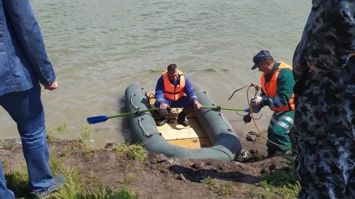 В озере под Краснокаменском нашли тело утонувшего рыбака из Борзи