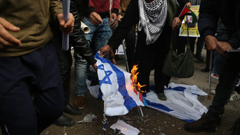 ООП не будет признавать Израиль в ответ на непризнание Палестины