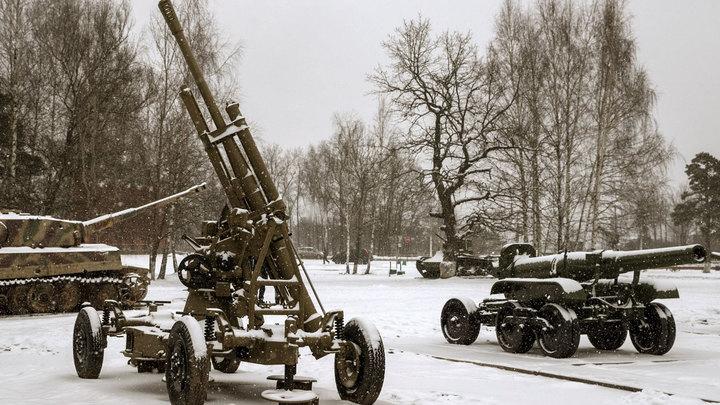 Неизвестная история: Фашистов под Москвой остановила царская чудо-пушка