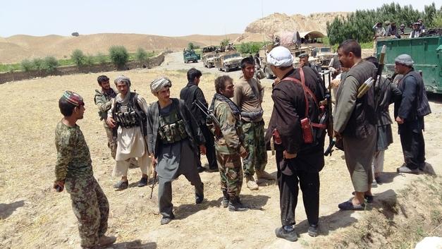 Афганские талибы перебили роту пограничников и захватили часть границы с Таджикистаном