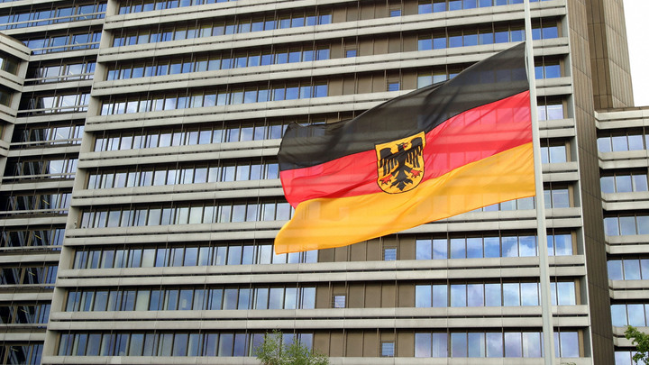 ВГермании государственный самолет сломался снова