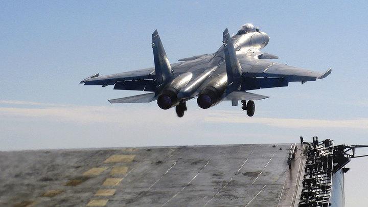 Адмирал Кузнецов: трос ни при чём