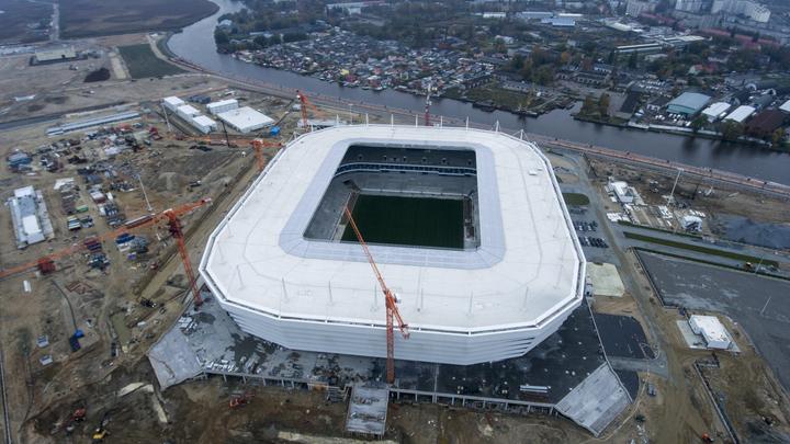 Первый тестовый матч на стадионе Калининград соберет аншлаг