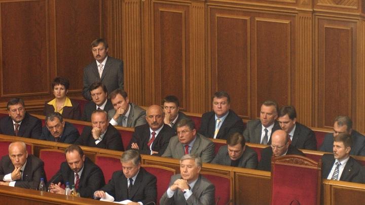 В Верховной раде прозрели: США обращаются с Украиной, как с сырьевой колонией