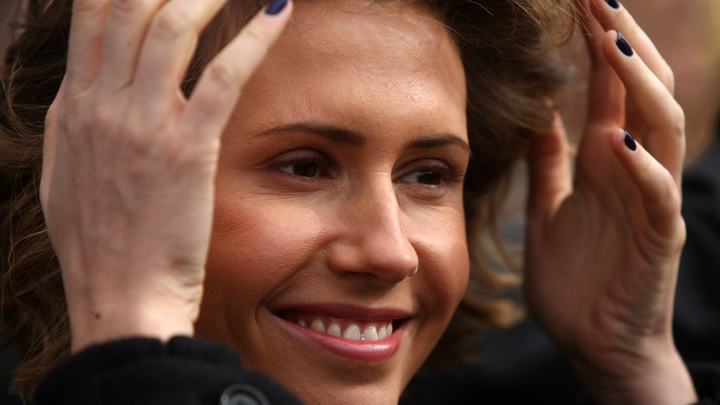 «Невероятно крутая женщина»: Соцсети поразил поступок жены президента Сирии Асада - фото