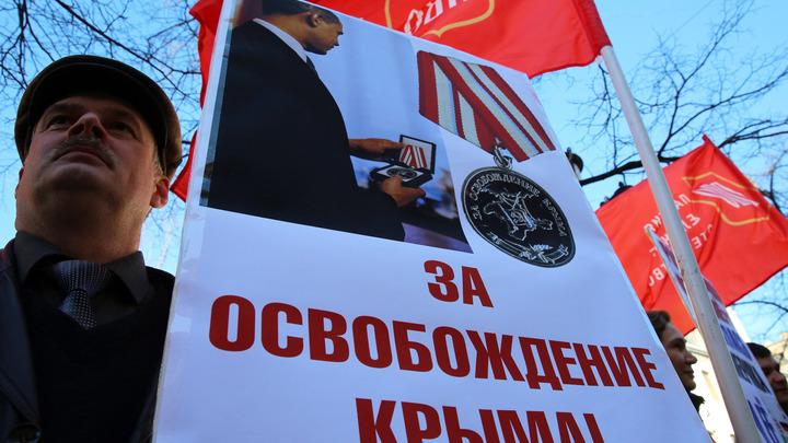 Столько денег сюда вбухали, но мы не подведем: Крымчане со слезами благодарят Россию за возвращение домой