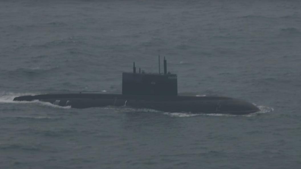 Ко дню ВМФ в России началось строительство трех субмарин