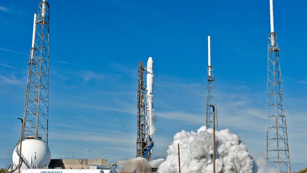 Плохой день для Илона Маска Старт Falcon-9 отменили в последний момент