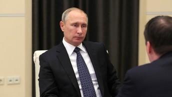 Путин вызвал главу Минфина и МЧС для разговора по поводу программы вооружений