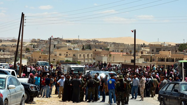 Россия вернет сирийских беженцев из Иордании, Ливана и Турции