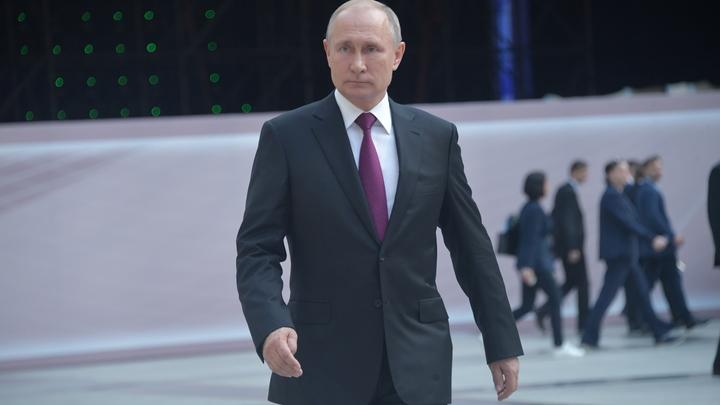 Путин о диалоге с Украиной, отношениях с ЕС и международной безопасности