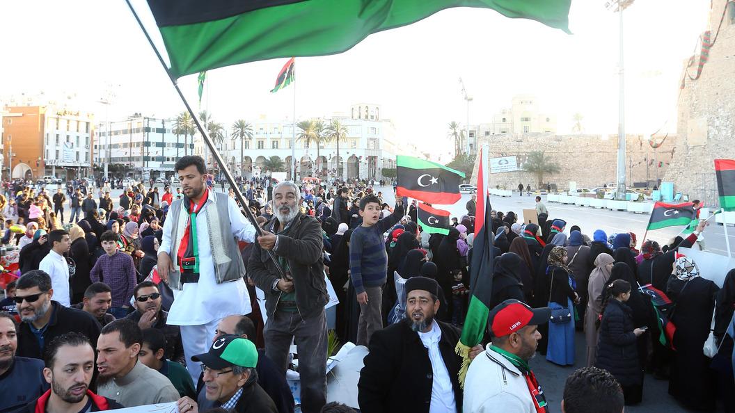 Хафтар призвал Россию к военному вмешательству в Ливию