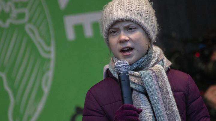 Американцы восхищены русской Гретой Тунберг: Она не хмурится, не плачет и не выступает в ООН