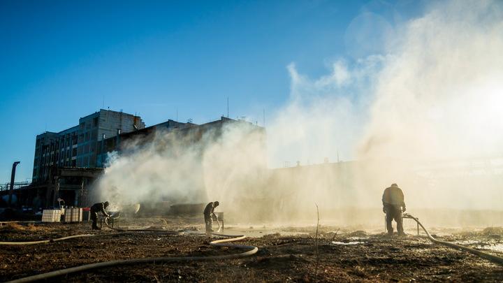 В Усолье-Сибирском предотвратили экологическую катастрофу - Путин