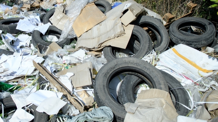 В Краснодаре за время санитарного марафона ликвидировали 285 стихийных свалок