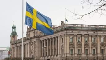 В отделении полиции в шведском Мальмё взорвалась бомба