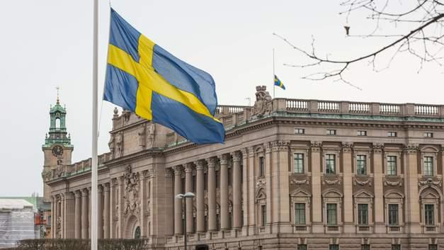 Напавший на посольство России в Стокгольме оказался психически невменяемым