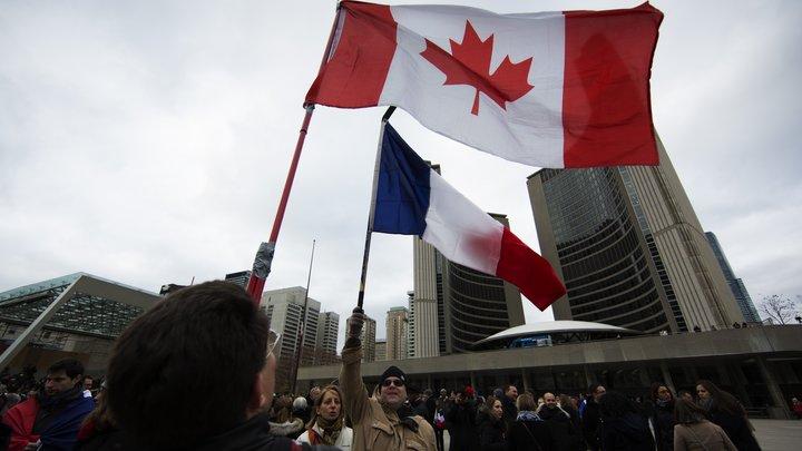 Канада поможет Украине натренировать полицейских и восстановить целостность территории