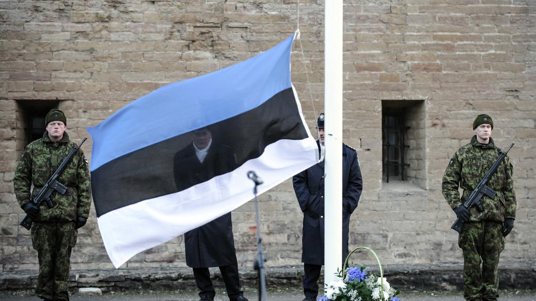В Эстонии арестовали российский паром Петербург