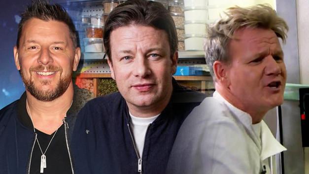 Три новогодних блюда от трёх известных шеф-поваров мира