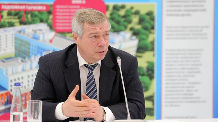 Голубеву на фоне коррупционных скандалов предложили вернуть прямые выборы мэров в Ростовской области