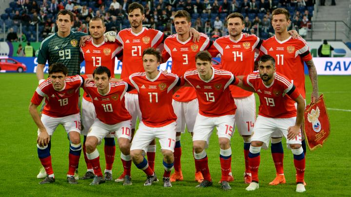 Сборная России не готова к чемпионату мира