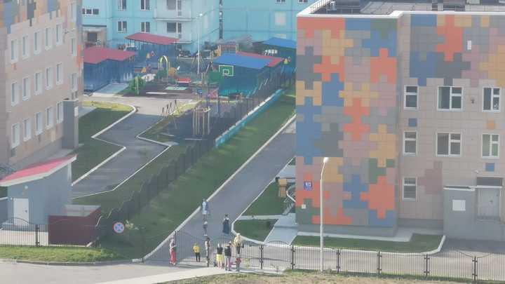 В Новосибирске закрыли детский сад из-за сообщения о бомбе