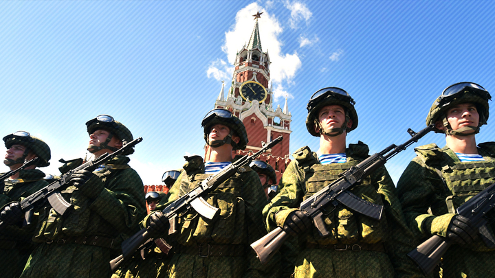 У НАТО дрожат коленки перед армией России