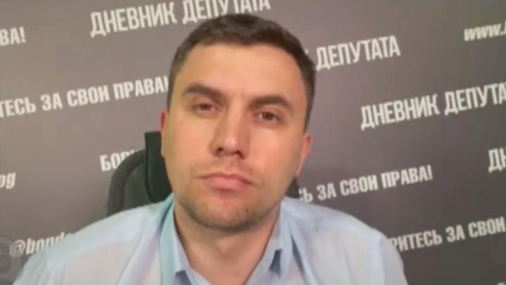 Чиновники, судьи и силовики жируют, а государство - нищее: Дневник депутата ожил в эфире у Пронько